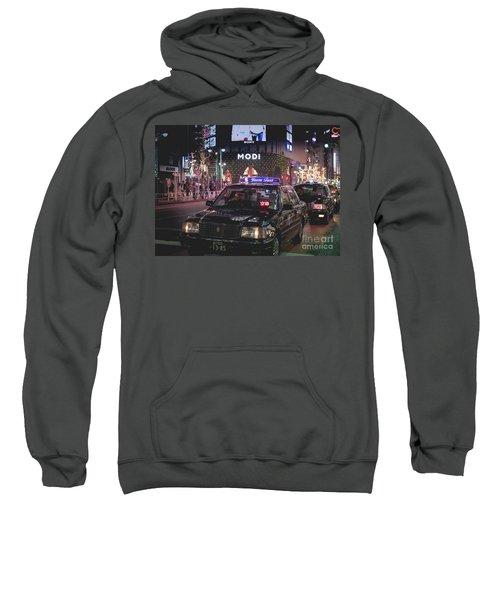 Tokyo Taxis, Japan Sweatshirt