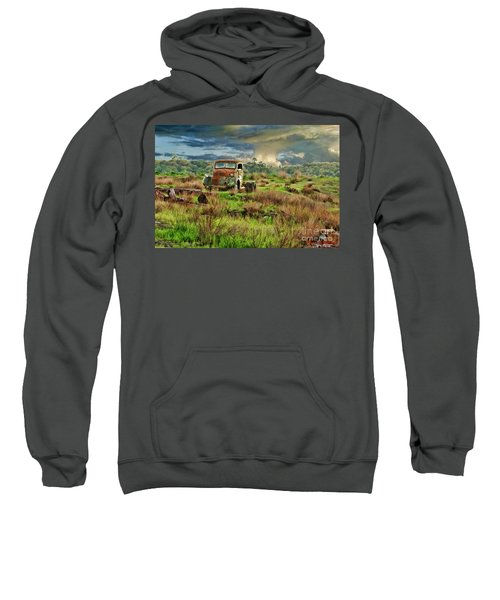 Tornado Truck Sweatshirt