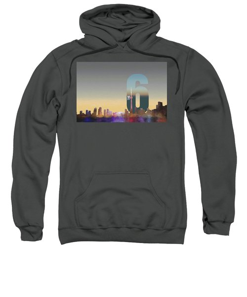 Toronto Skyline - The Six Sweatshirt