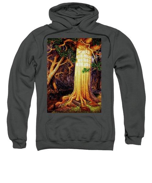 Trust In The Lord Sweatshirt