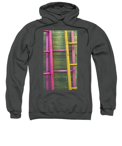 Upwardly Mobile Sweatshirt
