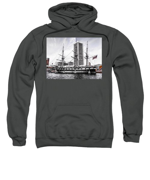 U.s.s. Constellation Sweatshirt