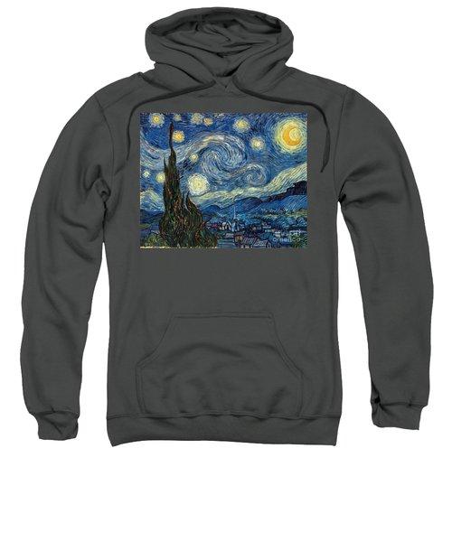 Van Gogh Starry Night Sweatshirt