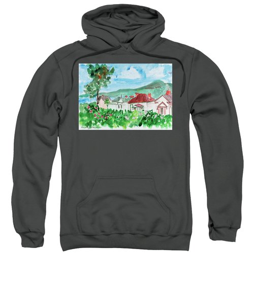 View From Battery Point Sweatshirt