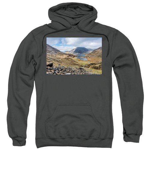 View From Glyder Fawr Sweatshirt