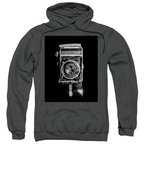 Vintage Camera Sweatshirt