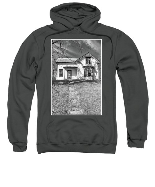 Visiting The Old Homestead Sweatshirt