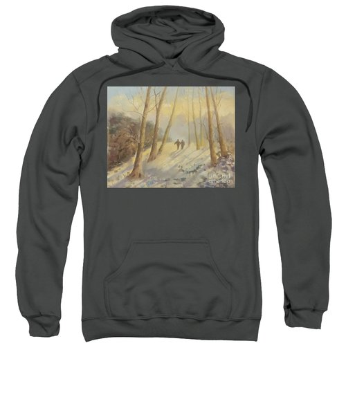 Walking In Sunshine Sweatshirt