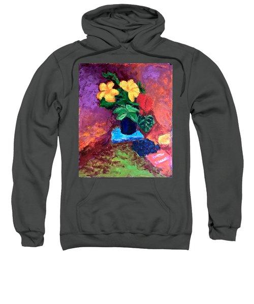 Warm Combination Sweatshirt