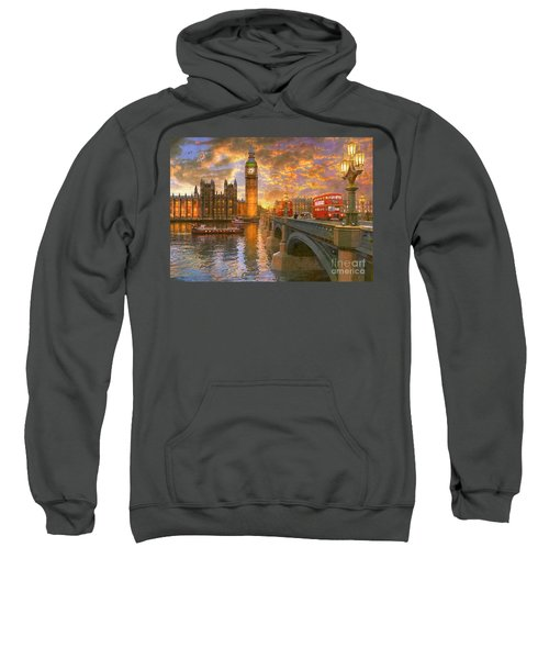 Westminster Sunset Sweatshirt