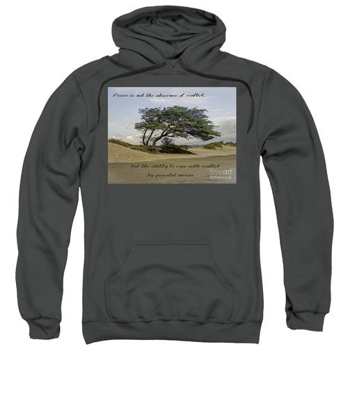 Windy Lean Sweatshirt