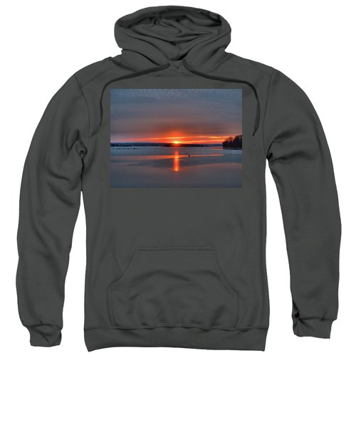 Winter Sunrise Sweatshirt