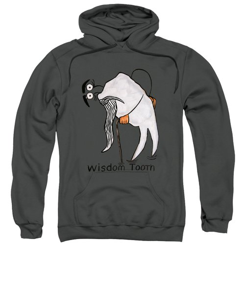 Wisdom Tooth Sweatshirt by Anthony Falbo