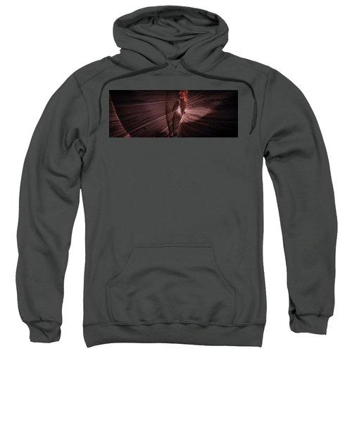 Zebra Canyon Sweatshirt