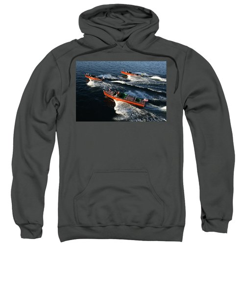 Magnificent Mahogany Sweatshirt