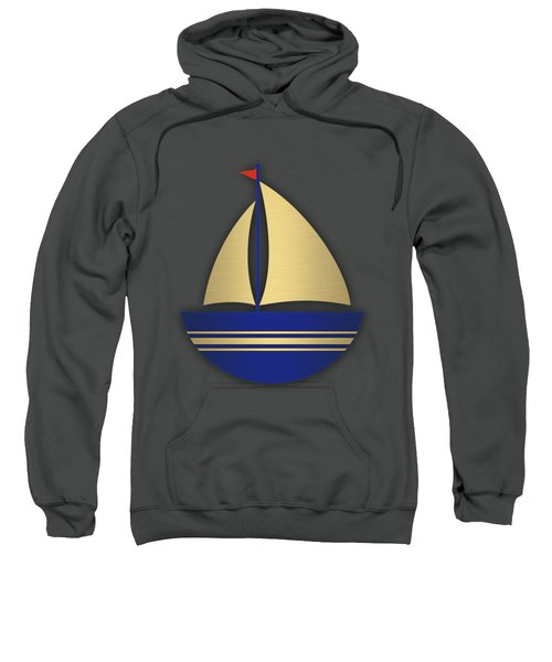 Nautical Collection Sweatshirt by Marvin Blaine