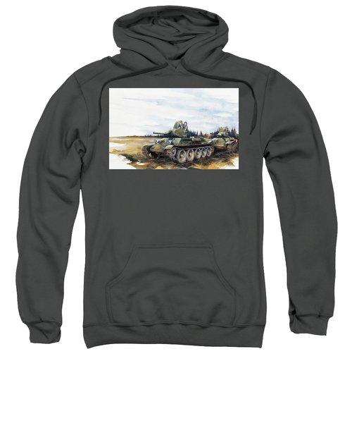 Tank Sweatshirt