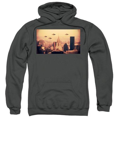 Ufo Sighting Sweatshirt