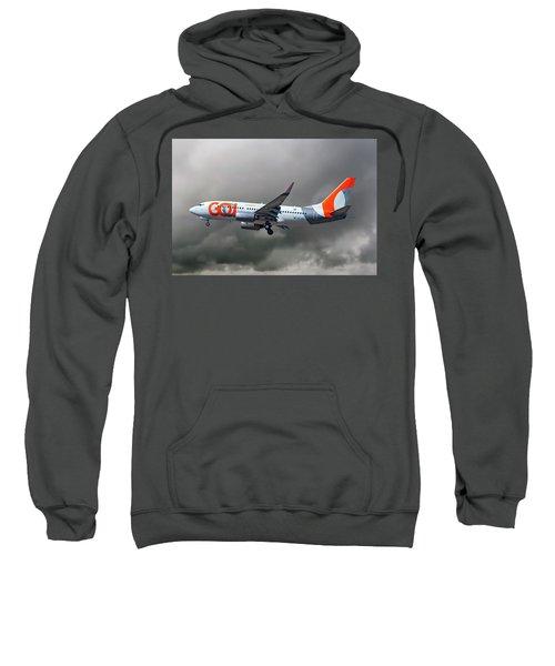 Gol Transportes Aereos Boeing 737-76n Sweatshirt