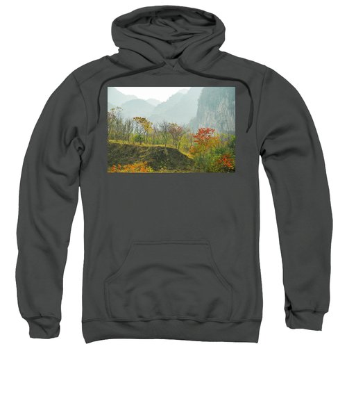 The Colorful Autumn Scenery Sweatshirt