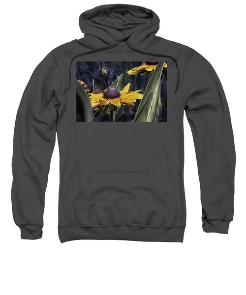 Thinking Of Vincent Van Gogh Sweatshirt