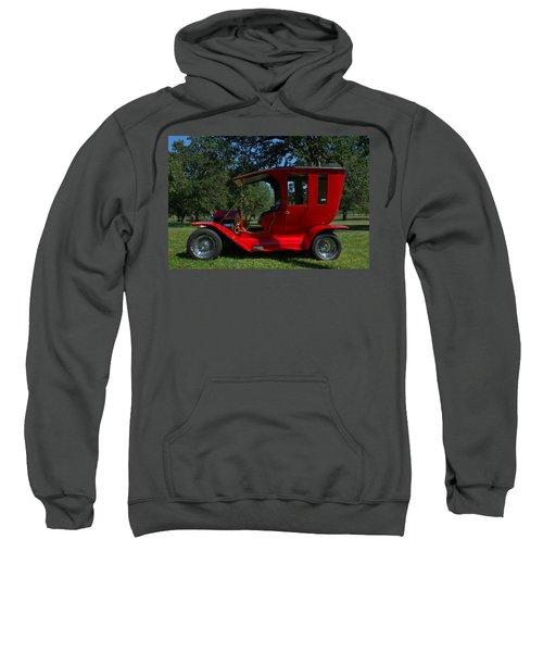 1909 Ford Model T Limo Custom Hot Rod Sweatshirt