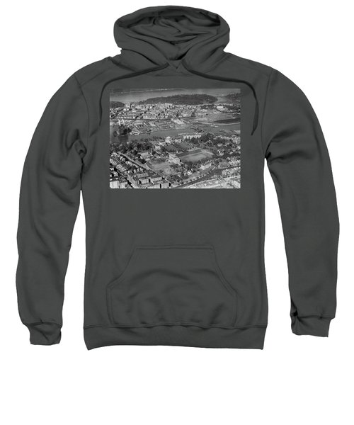 1930's Northern Manhattan Aerial  Sweatshirt