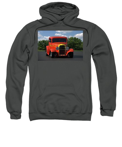 1932 Ford Lil Deuce Coupe Sweatshirt