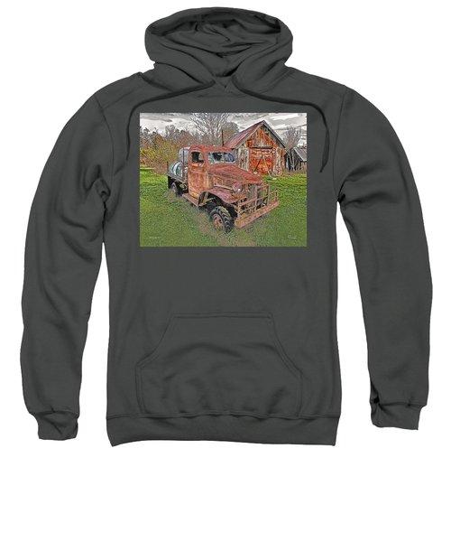 1941 Dodge Truck #2 Sweatshirt