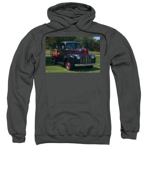 1946 Ford Stake Side Truck Sweatshirt