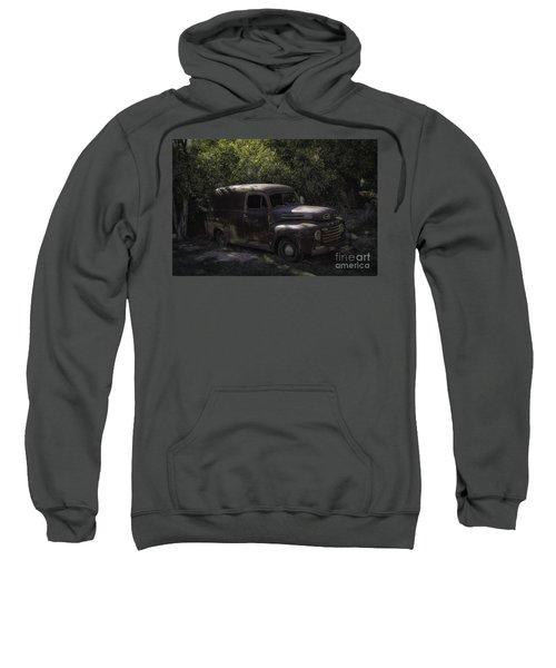 1950 Ford Panel Truck  Sweatshirt