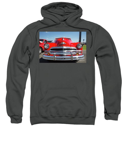 1950 Plymouth Automobile Sweatshirt