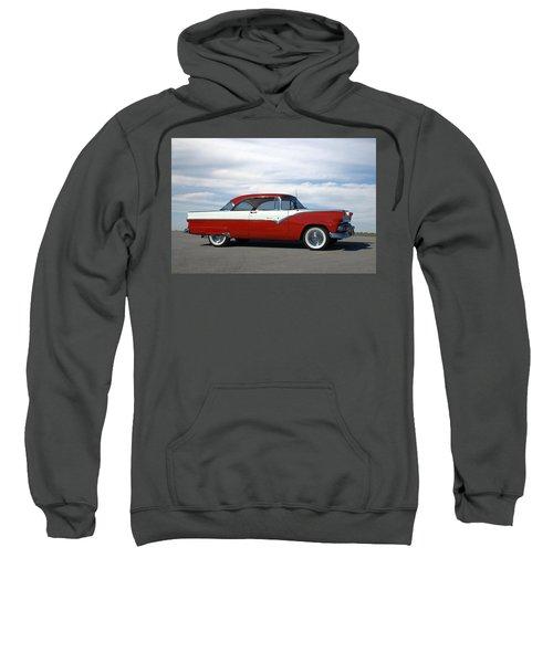 1955 Ford Victoria Sweatshirt