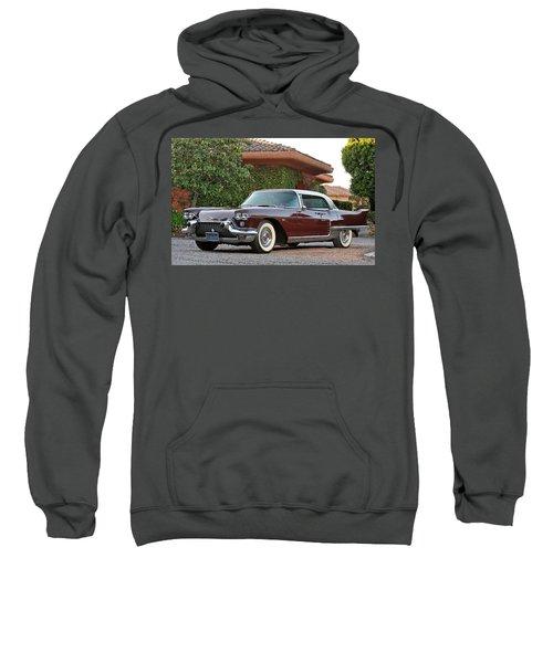 1958 Cadillac Eldorado Brougham Sweatshirt