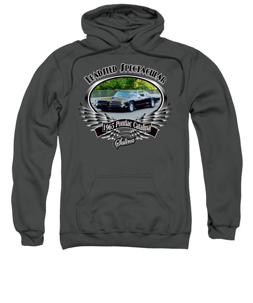 1965 Pontiac Catalina Wolfe Sweatshirt