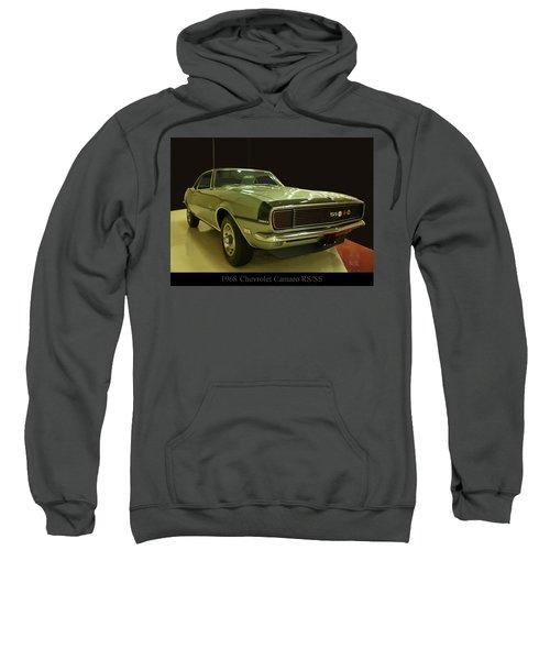 1968 Chevy Camaro Rs-ss Sweatshirt