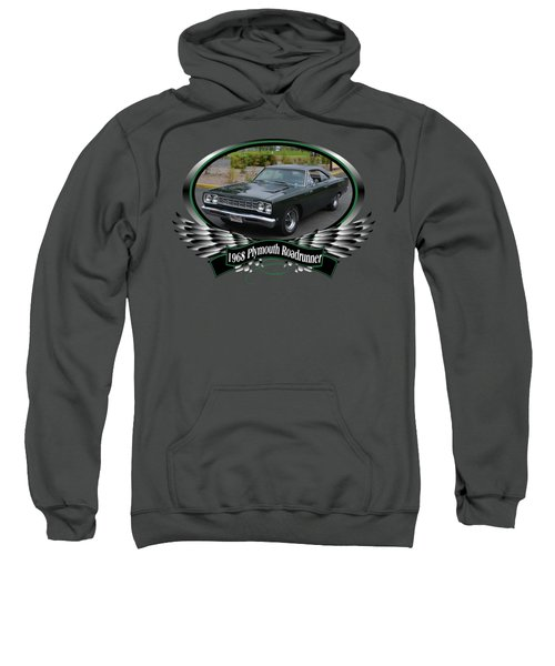 1968 Plymouth Roadrunner Davie Sweatshirt
