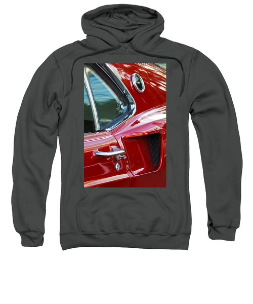 1969 Ford Mustang Mach 1 Side Scoop Sweatshirt