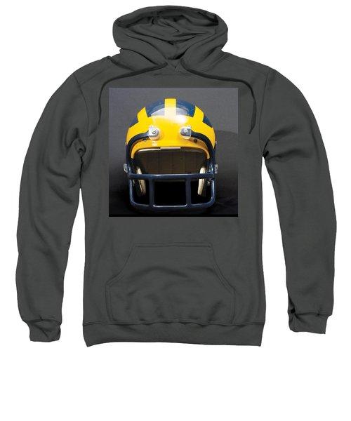 1970s Wolverine Helmet Sweatshirt