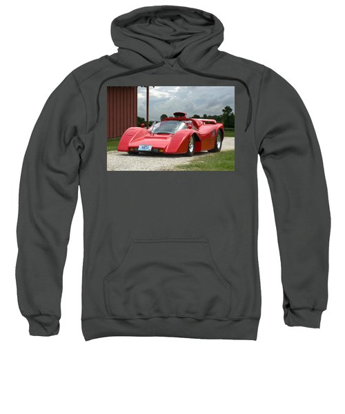 1974 Manta Mirage With Buick 215 Cubic Inch V8 Sweatshirt