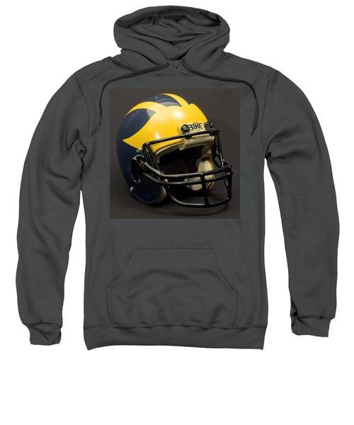 1980s Wolverine Helmet Sweatshirt