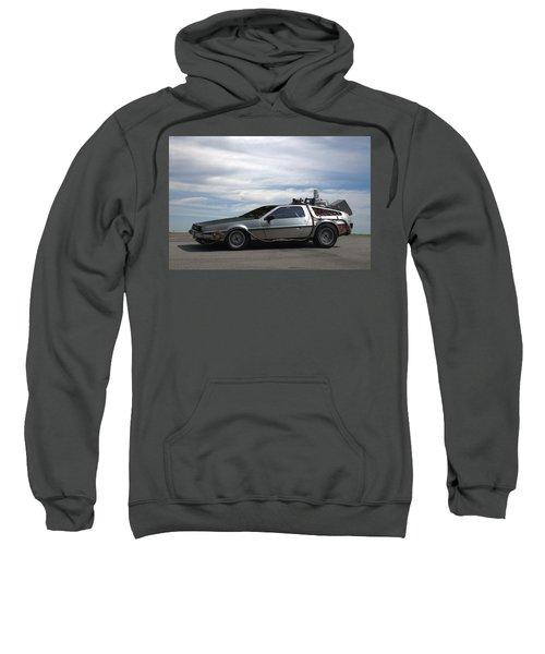 1981 Delorean Dmc12 Sweatshirt