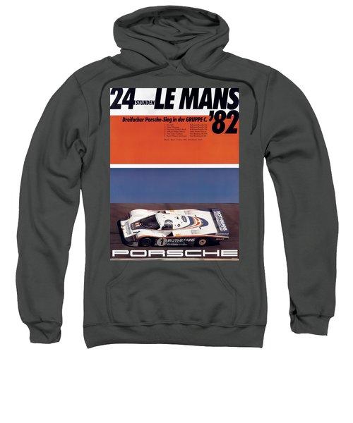 1982 24hr Le Mans Sweatshirt