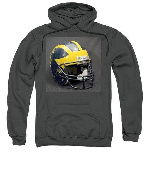 1990s Wolverine Helmet Sweatshirt