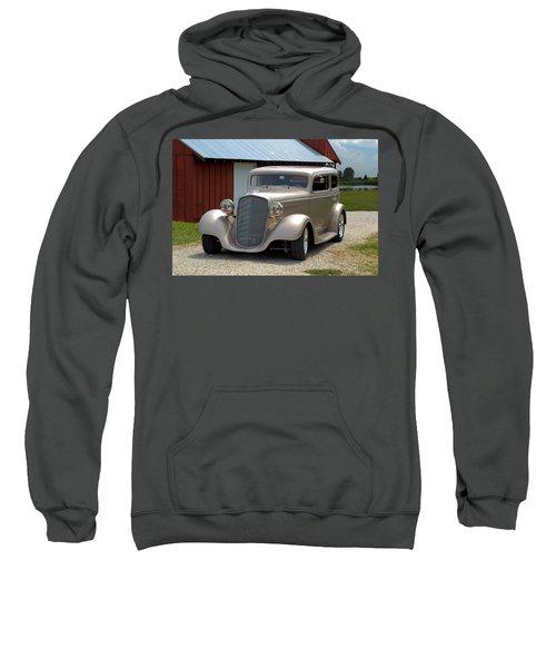 1934 Chevrolet Sedan Hot Rod Sweatshirt