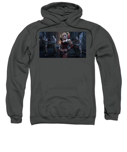 Batman Arkham City Sweatshirt