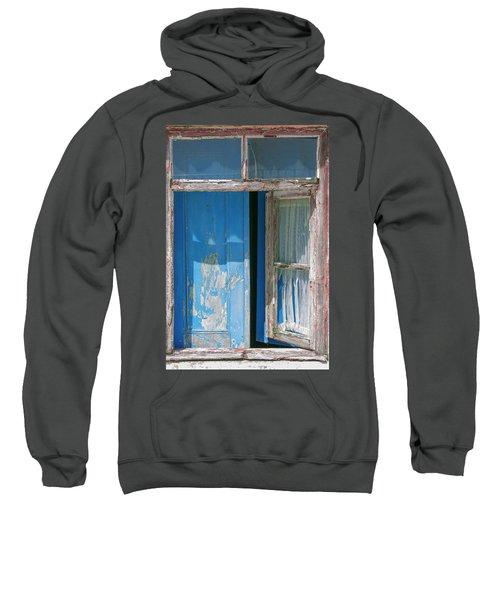 Blue Window Sweatshirt