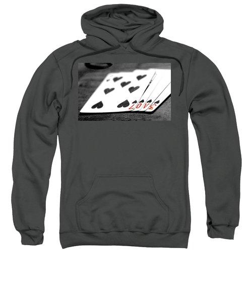 Card Sweatshirt