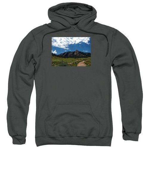 Colorado Landscape Sweatshirt