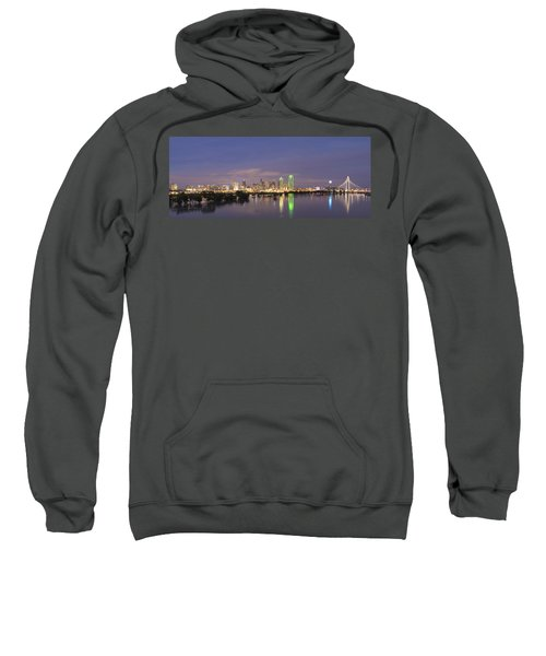 Dallas Skyline Twilight Sweatshirt
